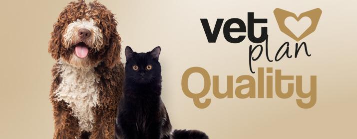 Descubre Vetplan Quality, el plan de salud integral con la mejor cobertura para tu mascota